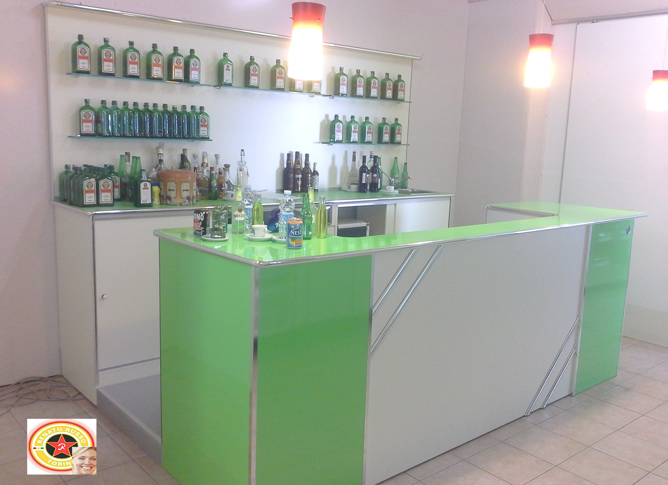 Vetrine refrigerate compra in fabbrica vetrine per for Arredamenti bar prezzi